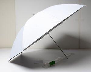 "44"" White/Silver Umbrella - Photogenic,Photoflex,Chimera, NICE!!!"