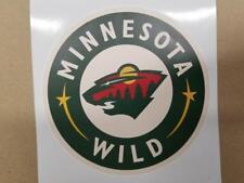 Minnesota Wild cornhole board or vehicle decal(s)MB6