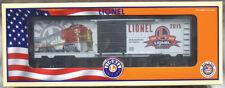 2015 Lionel Dealer Appreciation Boxcar 6-81497 in master Carton new unopened