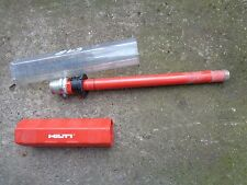 HILTI DIAMOND CORE BIT 28MM LIGHT USED