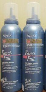 2x Roux Fanci-Full Color Styling Mousse #16 – 6 oz ORIGINAL FORMULA