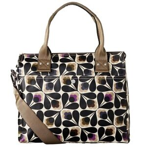 ORLA KIELY Sycamore Seed Zip Messenger Cross Body Bag ~ NEW with Tags