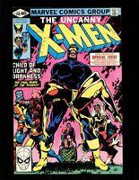 Uncanny X-Men #136, VF+ 8.5, Dark Phoenix Saga, Wolverine, Storm