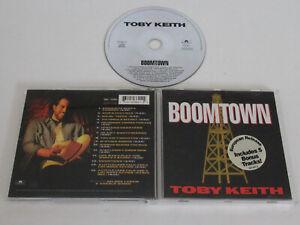 Toby Keith – Boomtown / Polydor – 523 621-2 CD Album