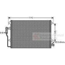 Kondensator Klimaanlage - van Wezel 58005277