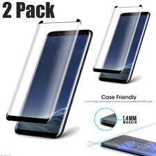 Premium Tempered Glass Screen Protector For Samsung Galaxy S8+ PLUS Anti-Scratch