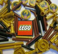 Lego Wands Catapults & Shields Harry Potter Fantastic Beasts Simpsons Dimensions