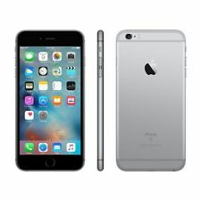Sealed Apple iPhone 6S Plus 128GB A1634 GSM+CDMA Verizon Unlocked IOS Gray US