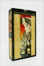 Tarot Dorado de Klint, Tarot Cards