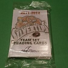 2011/2012 Everett Silvertips WHL Trading Card Set NEW SEALED Ryan Murray