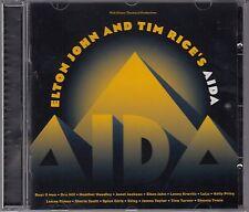 ELTON JOHN & TIM RICE'S - AIDA
