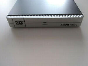 ADVC-HD50 GRASS VALLEY Real-Time HDMI to HDV FireWire D-VHS DVHS