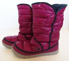 The North Face Womens Amore II Shiny Radiance Purple/Blue Winter Boots (7) NIB