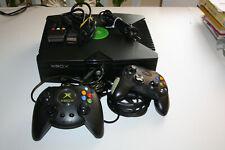 X Box Classic mit Spielen, 2 Controller