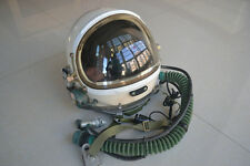 Surplus Air Force Astronaut Outer Space Flight Helmet,Black Sunvisor,No.9706008