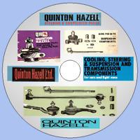Quinton Hazell Vintage Steering, Suspension, Transmission, Cooling Catalogues