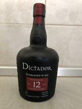 Dictator Rum 12 Anni