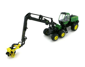 NEW John Deere 1270E Wheeled Harvester, Prestige Collection 1/50 Scale TBE45466
