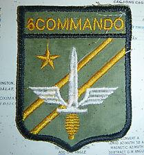 MAD MIKE HOARE - Patch - MERCENARY 6 COMMANDO - CONGO - Vietnam War Era - 4482
