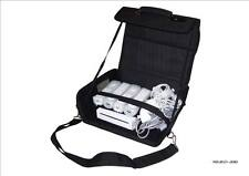 Nintendo Wii Black Console Carry Bag Case In Car by TGC ®