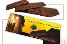 Cioccolato modicano al limone 100 g