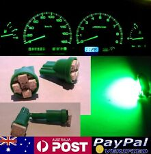 Green LED Dash Gauge Light Kit - Suit Holden HQ HJ HZ HX Monaro 4 Door, Coupe