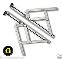 "UPVC Window Hinges Friction Stays. Side Hung, Top Hung, 8""10""12""16""20""24"""