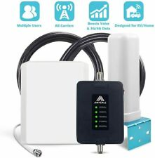3G 4G LTE Handy Signalverstärker 800/900/1800/2100/2600MHz für Car Wohnmobil