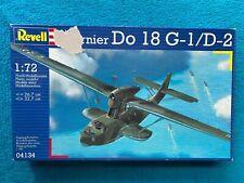 Revell 04134  Dornier DO 18 G-1 / D-2  1/72