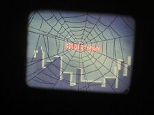 "16mm TV Show 1960's  Spiderman "" Spiderman Battles the Molemen "" VG color"