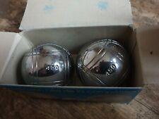 Doublette 2 boules de pétanque PERFECT JB COMPETITION POIDS 690 MODÈLE 450 NEUF