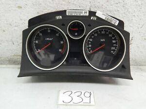 Opel Astra H CDTI Tachometer Tacho Kombiinstrument 13216684 PF ABGELERNT 339001