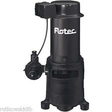 Flotec 1-HP Cast Iron Vertical Deep Water Well Jet Pump 115/230V