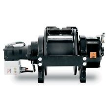 Hydraulic Winch - 30,000 Lbs - Manual Clutch - 2 Stage - Standard Drum