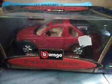 BURAGO 1/24 LAND ROVER FREELANDER 1998 NEUF EN BOITE