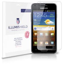 iLLumiShield Anti-Bubble/Print Screen Protector 3x for Samsung Galaxy Advance