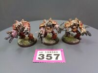 Warhammer 40,000 Chaos Space Marines Obliterators 357-560