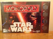 "2015 Disney Limited Edition NIP STAR WARS ""The Force Awakens"" MONOPOLY - Hasbro6"