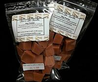 NAG CHAMPA Herbal Botanical Scented Soy Paraffin Tart Wax Melt Chunk Home Candle