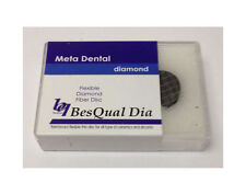 Fibre Fiber Cut Disc Diamond unmounted 22x0.3mm 5pcs - Dental - Besqual