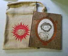 Gris grimly little Jordan ray's muddy spud hand bound Edition cork burlap