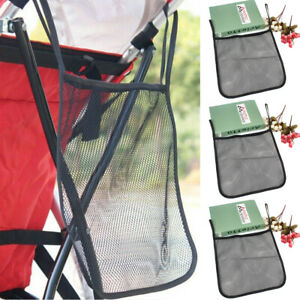 Baby Stroller Back Net Bag Pushchair Buggy Pram Hanging Storage Pouch Organizer