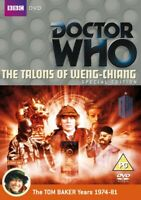 Dr Doctor Who: The Talons of Weng-Chiang Special Edition (Tom Baker) BBC DVD