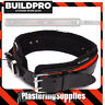 """BuildPro All Rounder Belt 34"""" Leather Heavy Duty Stitching Back Support LBBAR34"""