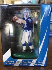 1998 Topps Action Flats Kickoff Edition Peyton Manning Indianapolis Colts #K5