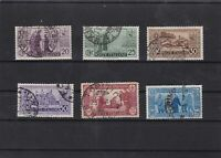 italy 1951  used stamps  cat £25 Ref 8169