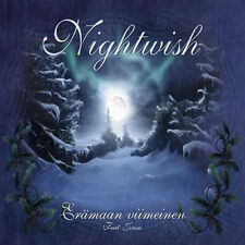 """Nightwish """"Erämaan Viimeinen"""" Album selte Spinefarm CD Edition 2007"""