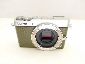 The PANASONIC LUMIX DMC-GM5 Digital 16 MGP Camera BODY Only. JAPAN. EXCELLENT