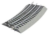 LIONEL 6-12022 FASTRACK train fast track 036 HALF CURVE NEW