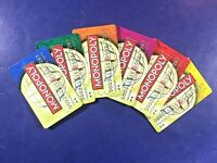 Monopoly Here & Now World Edition Replacement Pieces: 6 ATM Debit Bank Cards